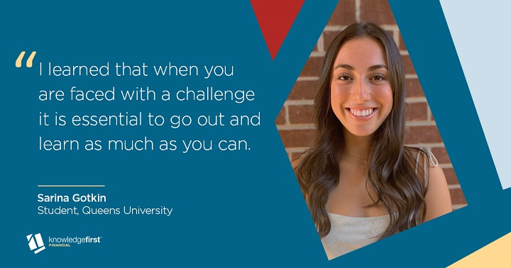 Student Sentiment Series: Sarina Gotkin on Discovering Your Passions in High School