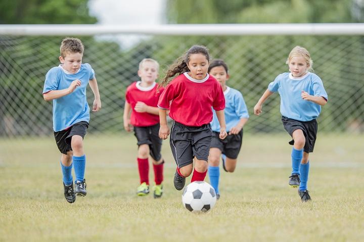 Activité sportive et développement pendant la petite enfance