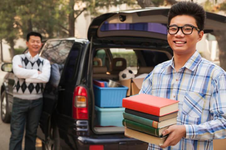 Comment aider votre enfant à franchir sa première année d'université