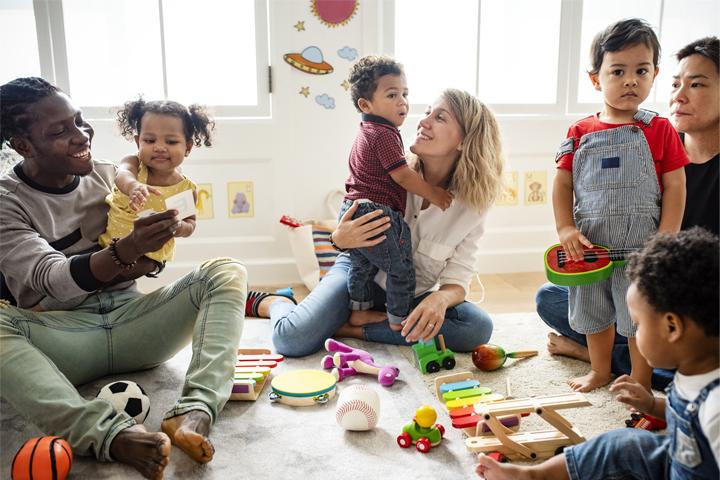 Les avantages d'initier les enfants à la musique