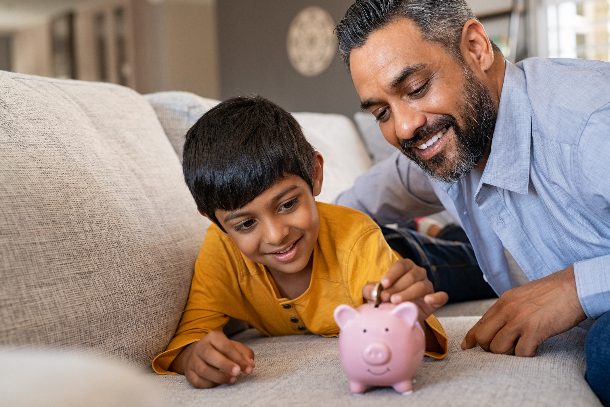 7 ways you can start investing in your child's future, right now