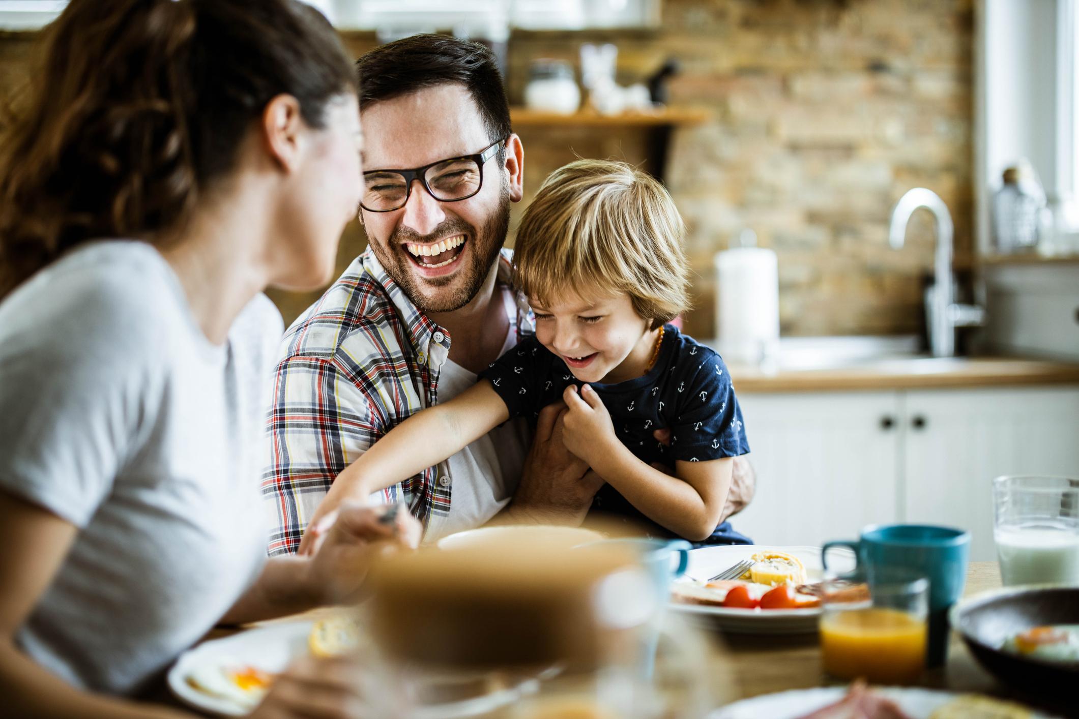 Importance de la façon dont vous parlez avec votre enfant