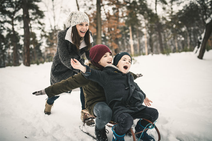 Beat the winter blues with these family-friendly activities